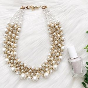 Handmade Statement Necklace